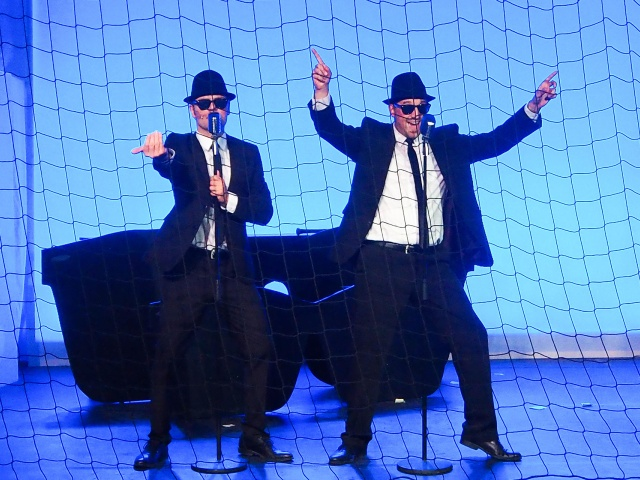 BLUES BROTHERS Hannover (2018)